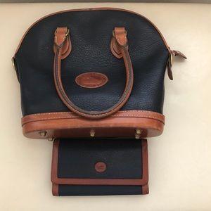 Dooney & Bourke handbag. WALLET NOT INCLUDED.